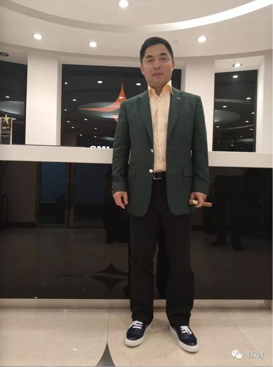 星美系覃辉自述:我以当天上人间的老板而自豪