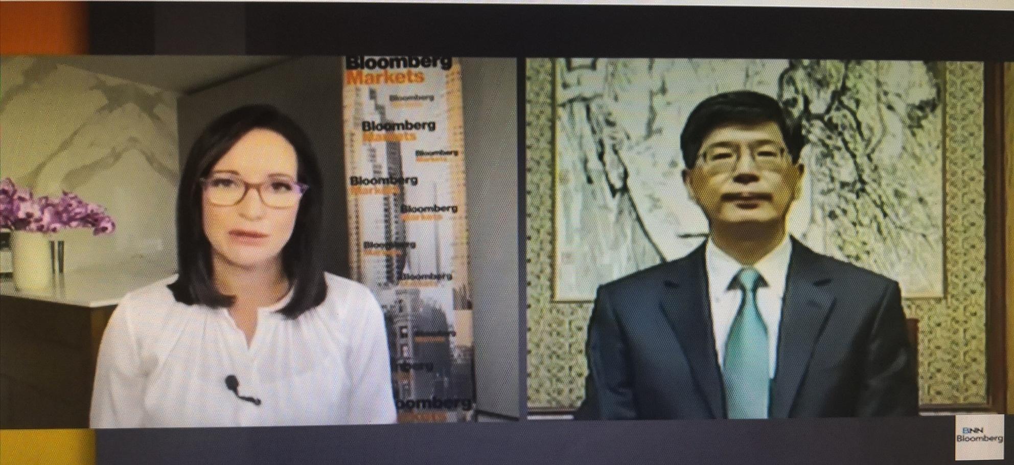 中国驻加大使:美方的真实意图是要打压任何领先于美企的中国企业