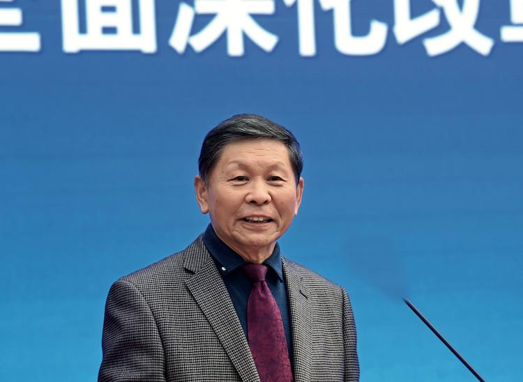 中国体改研究会主席宋晓梧:对收入分配制度改革的几点建议