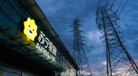 突发!苏宁电器集团被强制执行超30亿