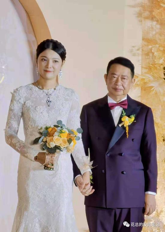 上市公司紫金矿业董事长陈景河大婚:男63岁,女38岁