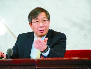 中国人民银行行长 易纲