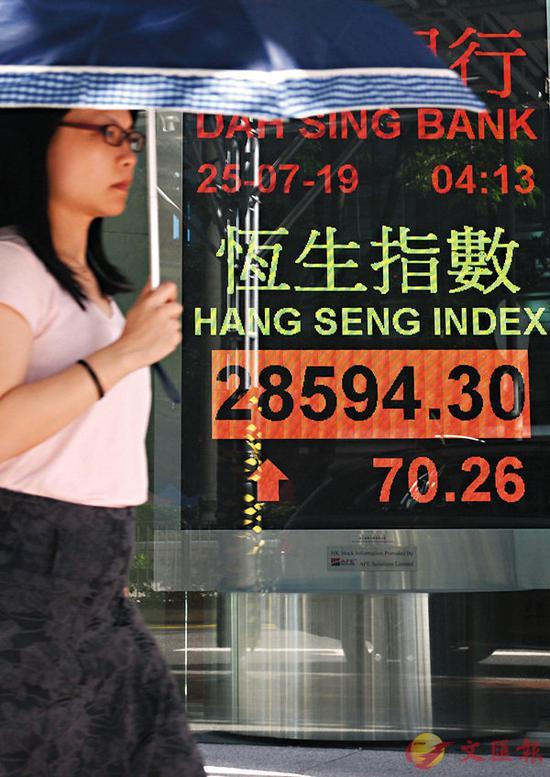 """李小加:港股交投低不着急 """"不同权""""纳港股通一定做"""