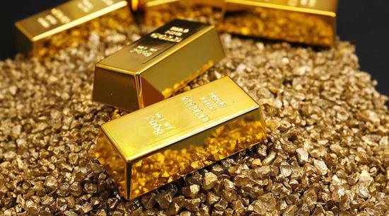 鲍威尔鸽派评论美元受重创 黄金直线拉升多头克两关