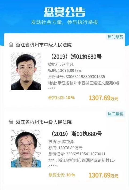 长城系自毁长城:赵锐勇曾有4家上市公司 现在正拱手交出控制权
