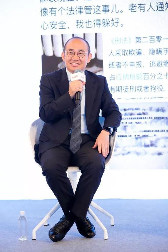潘石屹:东北没有一个企业家 谈浙江精神太狭隘