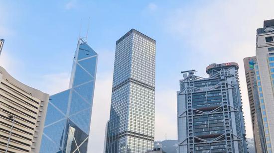 香港金融的圖片搜尋結果