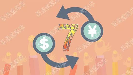 人民币距破7仅一步之遥 但可能和你想象的不一样