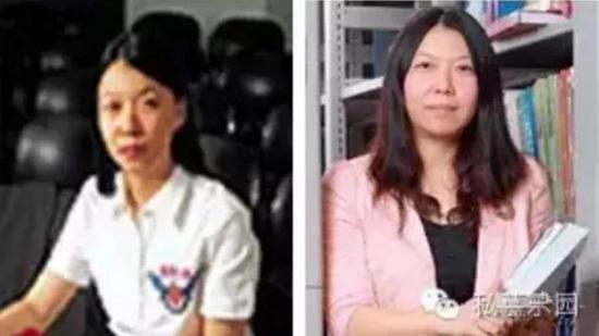 郭海燕是北京大学学士