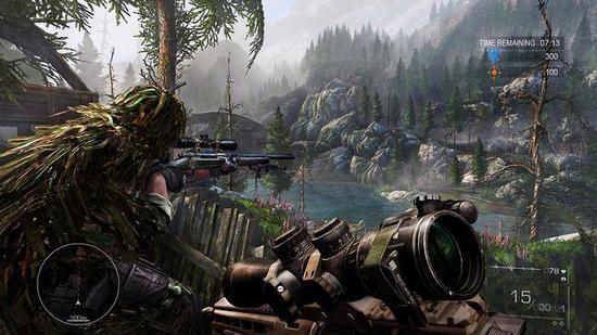 《狙击手?#27827;?#28789;战士2》(Sniper Ghost Warrior 2)