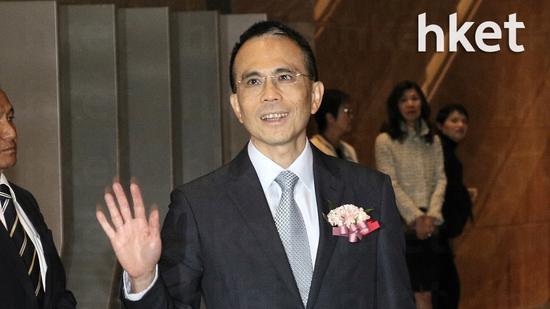 ▲李泽钜体即兴,预期长实2018年永恒溢利进款将较2016年之程度添加以超越50%