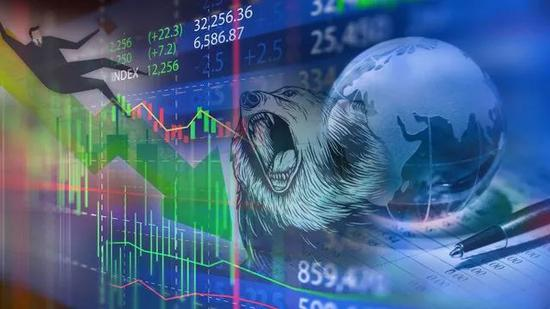 """美股杀跌幅度加大! 重要""""衰退指标""""全线亮红灯"""