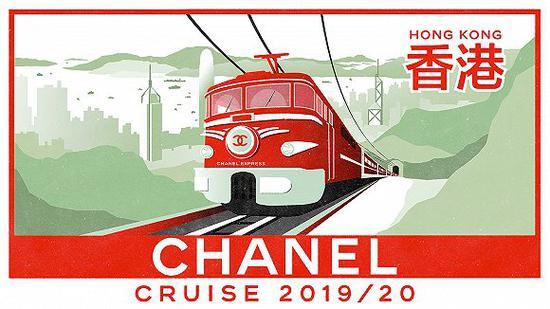 香奈儿将重新考虑是否在香港办早春度假系列复刻大秀