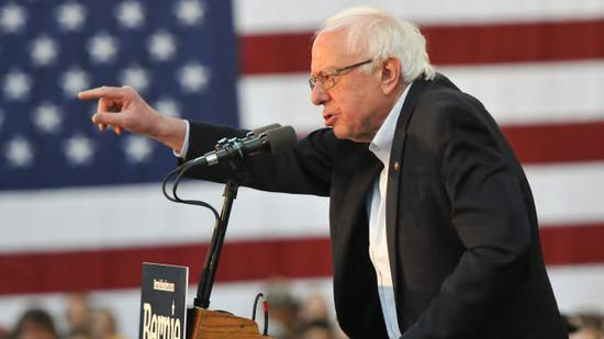 美股开始担忧伯尼·桑德斯冲击美国总统大选结果