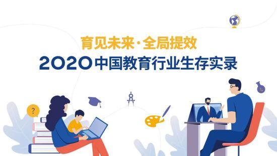 创业邦联合巨量引擎发布《2020中国教育行业生存实录》