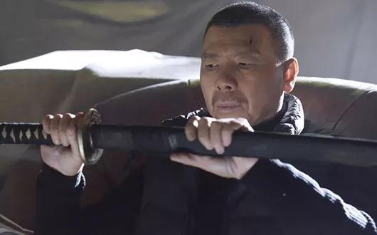冯小方在影片《老炮》中的剧照