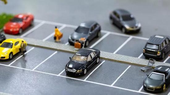 北京新规:明年违章停车将与个人信用挂钩