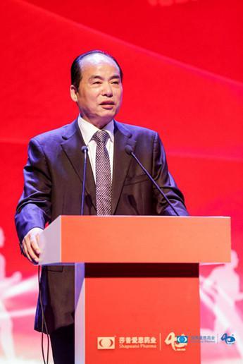 浙江莎普爱思药业股份有限公司董事长陈德康发言
