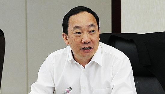 被通缉的西南林业大学校长蒋兆岗。