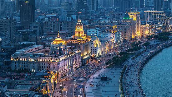 上海黄浦2035规划图