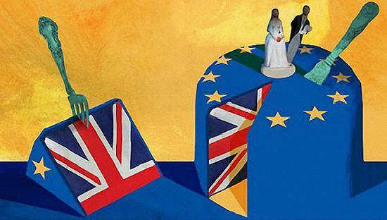 英国警告欧盟:梅的脱