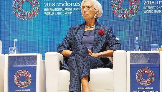 10月11日,印尼巴厘岛努沙杜瓦,国际货币基金组织和世界银行系列会议召开