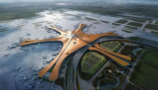 """""""大兴国际机场工程建设即将进入验收移交阶段"""