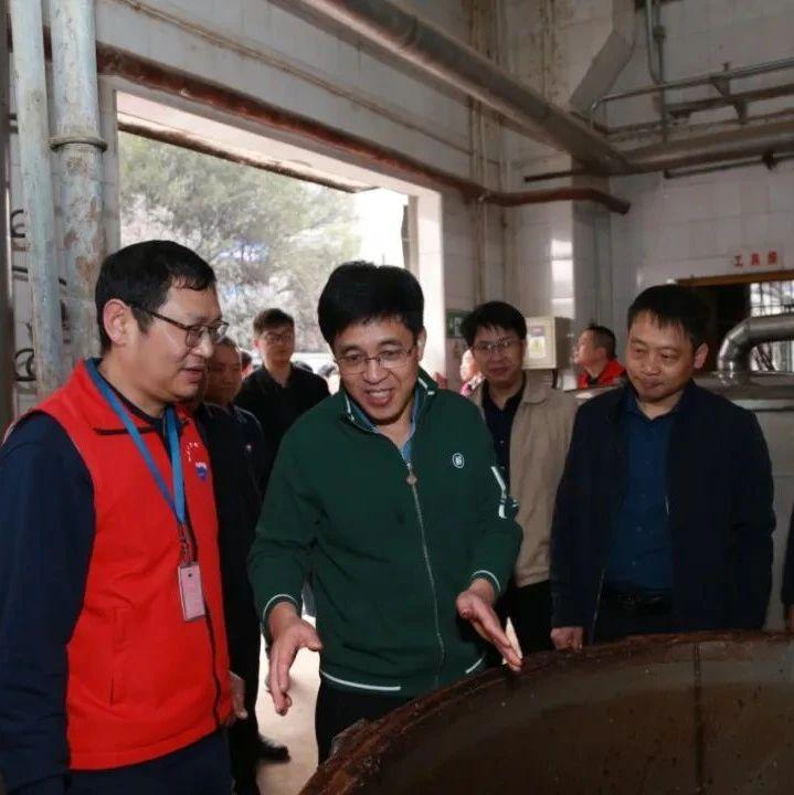 """李静仁调研二轮次产酒:""""四个新""""融入茅台发展"""