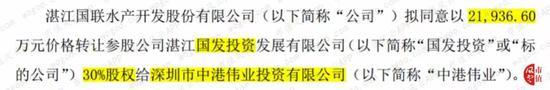 """""""对虾大王""""国联水产财务疑团 利润到底几分真"""