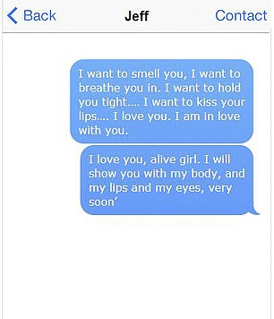 """所谓的""""实锤""""短信"""