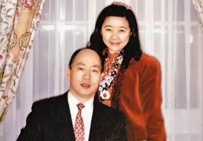 ▲ 龚如心与王德辉