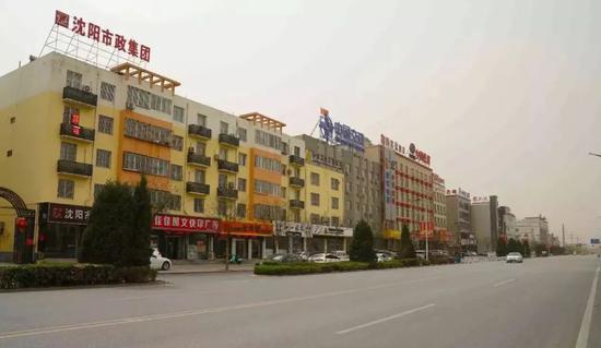 """春风十里容城路,""""央企一条街""""上的企业"""