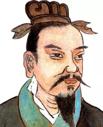 管仲(約前723年—前645年)