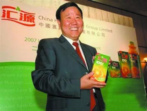 汇源果汁超110亿债务压顶 朱新礼错过了什么