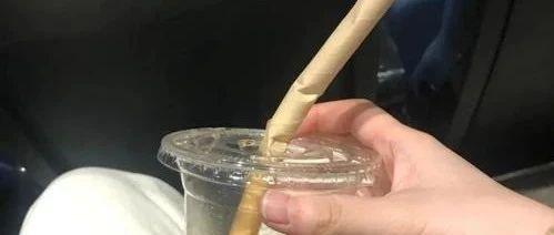 """光明时评:纸吸管、木勺被吐槽 """"限塑""""如何走过艰难一步"""