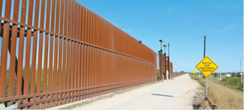 美墨边境反对声:为什么要用一堵墙把兄弟隔开