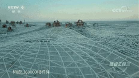 巨大的新航站楼同时拥有世界最大的屋顶面积,达18万平方米