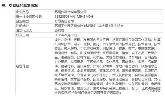 又见天价收购 利欧股份23.4亿收购梦嘉传媒75%股权