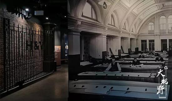 当年的设计制图室