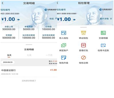 四大行深圳分行部分员工已收到数字货币邀请码参与内测