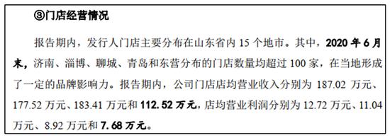 漱玉平民:门店店均营业收入凭空而来 紫光门店转让价款前后不一