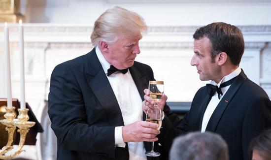 <b>特朗普回应法国数字税 矛头直指葡萄酒:建议征税</b>