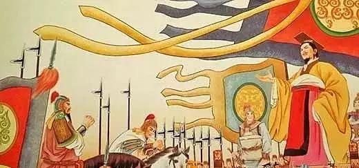 在管仲的輔佐下,齊桓公成為春秋五霸之首