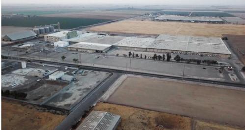 FF公司在漢福德的工廠 圖片來源:FF公司PPT