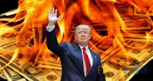 """""""推翻美元王者宝座!特朗普或通过这五种方式打压美元"""