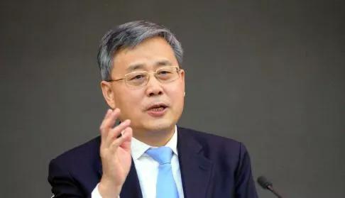 郭树清 中国银行保险监管管理委员会党委书记、主席