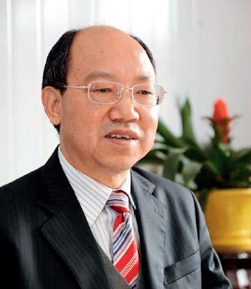 劍南春集團董事長 、黨委書記、總經理喬天明。