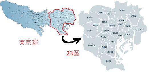 东京面积 人口_解读北京人口疏解之谜
