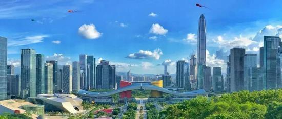 深圳表彰40名创新创业人物和先进模范人物 马明哲、马蔚华等在列