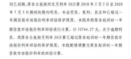 最高法限定民间利率上限后 平安银行利率诉讼被判按4倍LPR执行